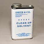 Epoxy Clean-Up Solvent - 1 Quart